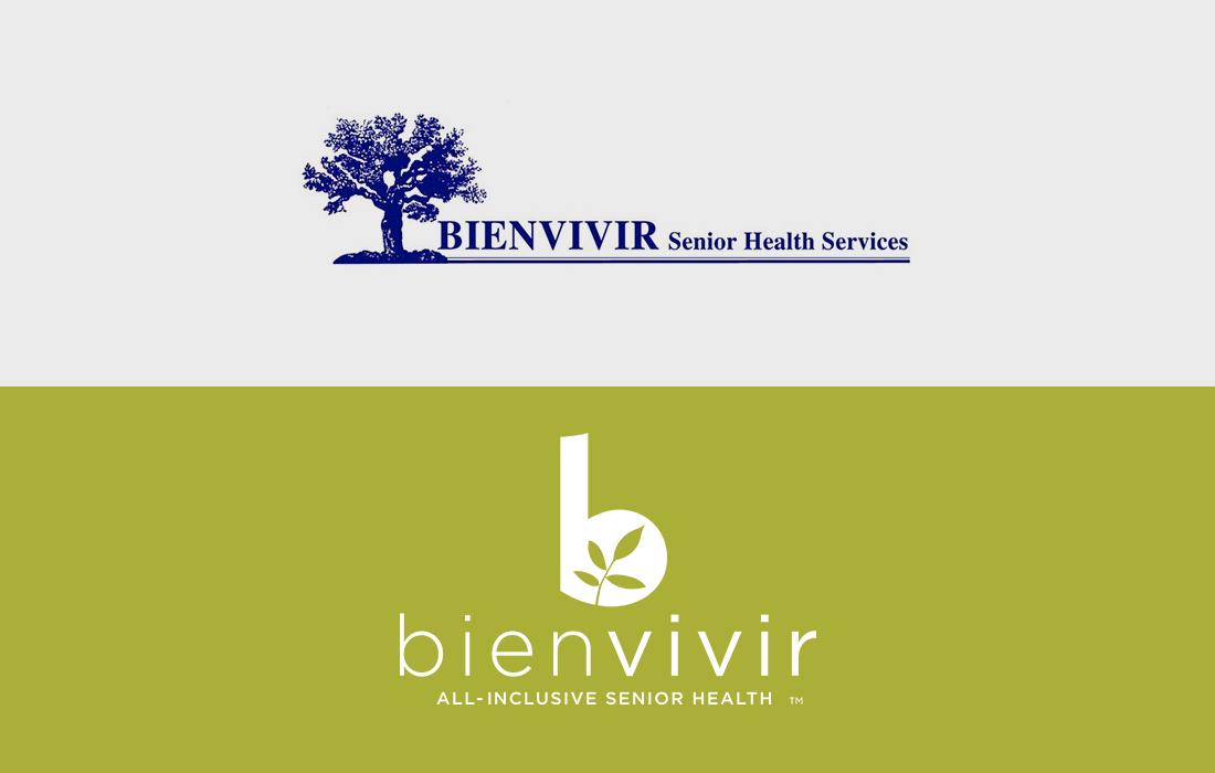 Bienvivir Logo Re-brand